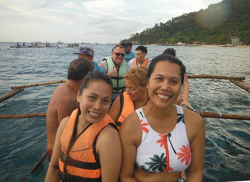 Whale Sharks, Cebu, Philippines