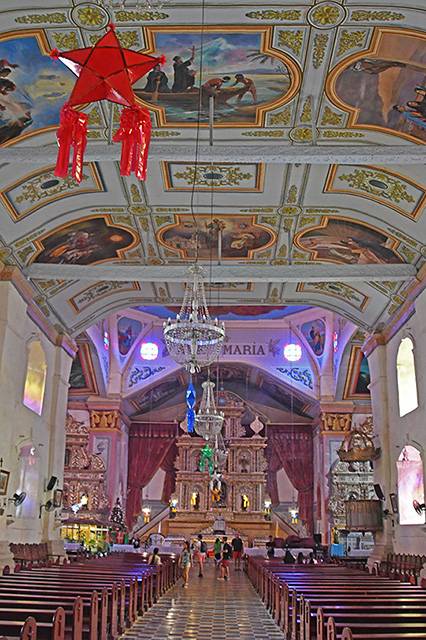 Bohol Island, Baclayon Church, Philippines