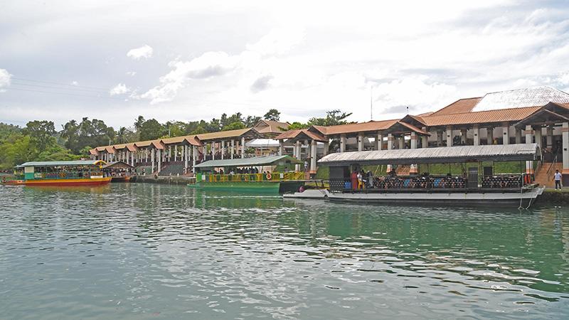 Bohol Island, Boat Dinner Cruise, Philippines