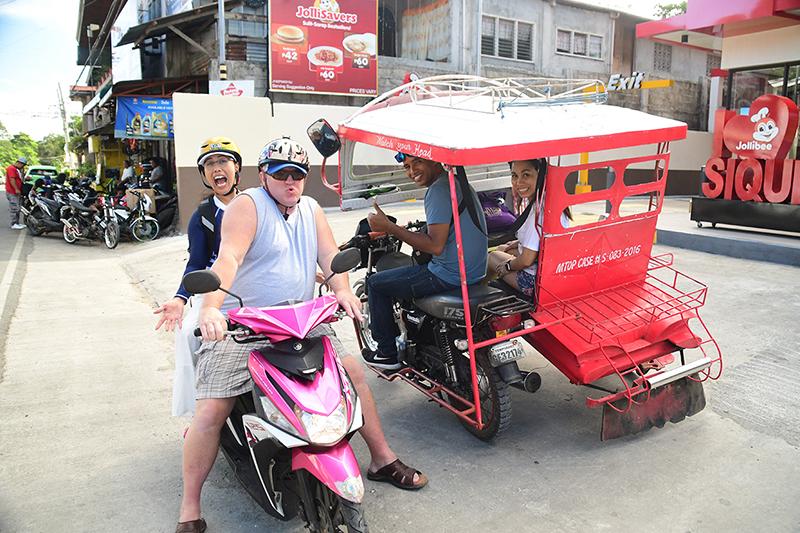 Siquijor Island, tour, Philippines