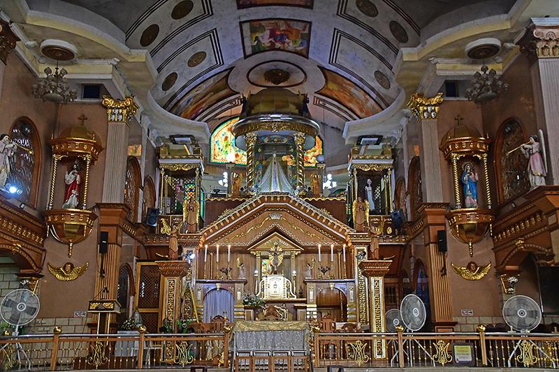 Simala Shrine Church, Cebu, Philippines