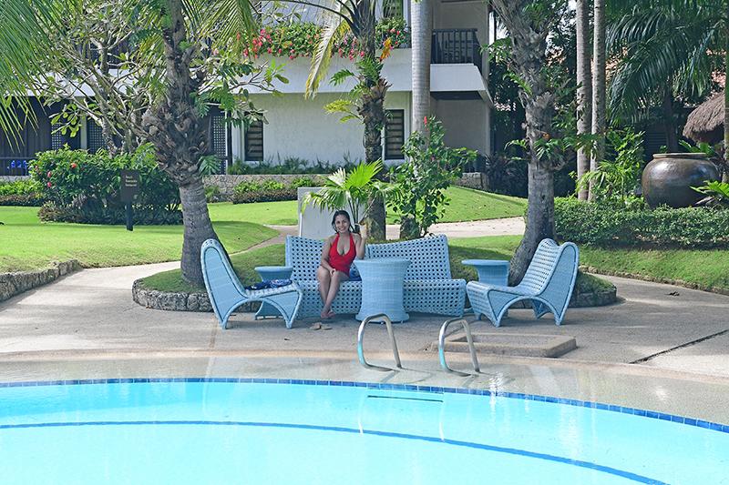 Cebu White Sands Resort, Cebu, Philippines