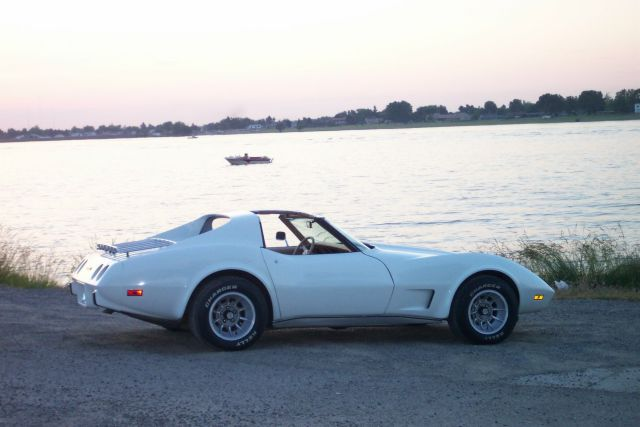 Jacks Corvette